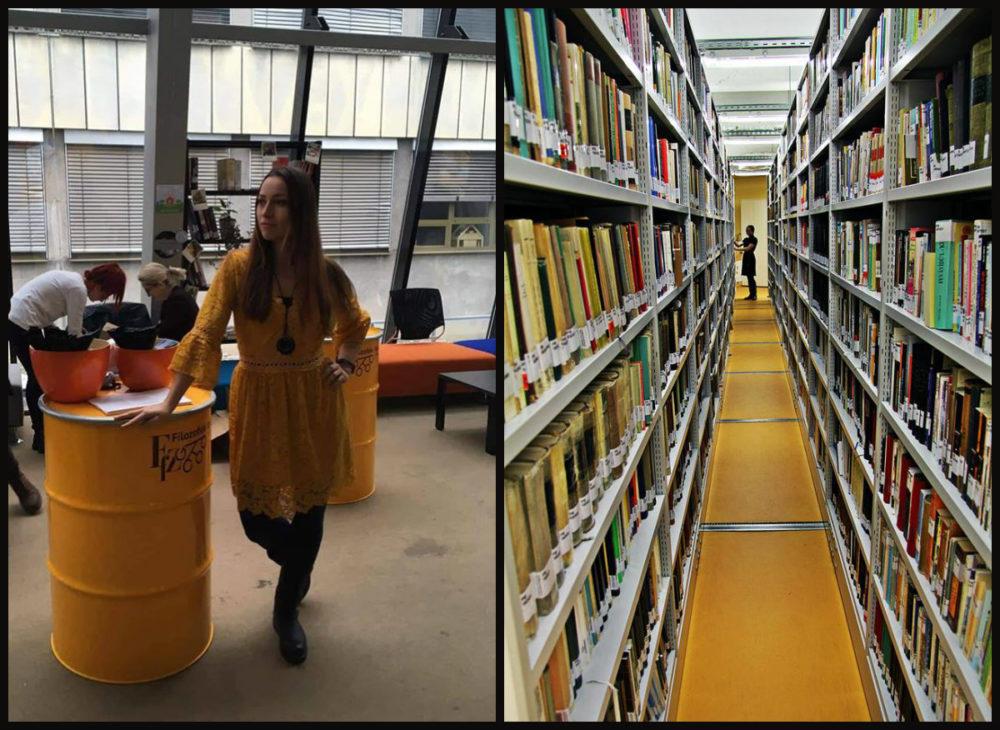Iva Morandini: Knjižničarenje je totalna pozitiva i tko ne uživa u tome, stvarno je fulao loptu