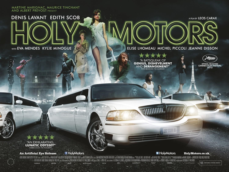 HOLY… MOTORS! :)