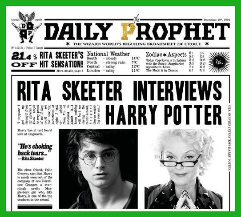 Međunarodni dan pismenosti i kakve veze Harry Potter ima s tim