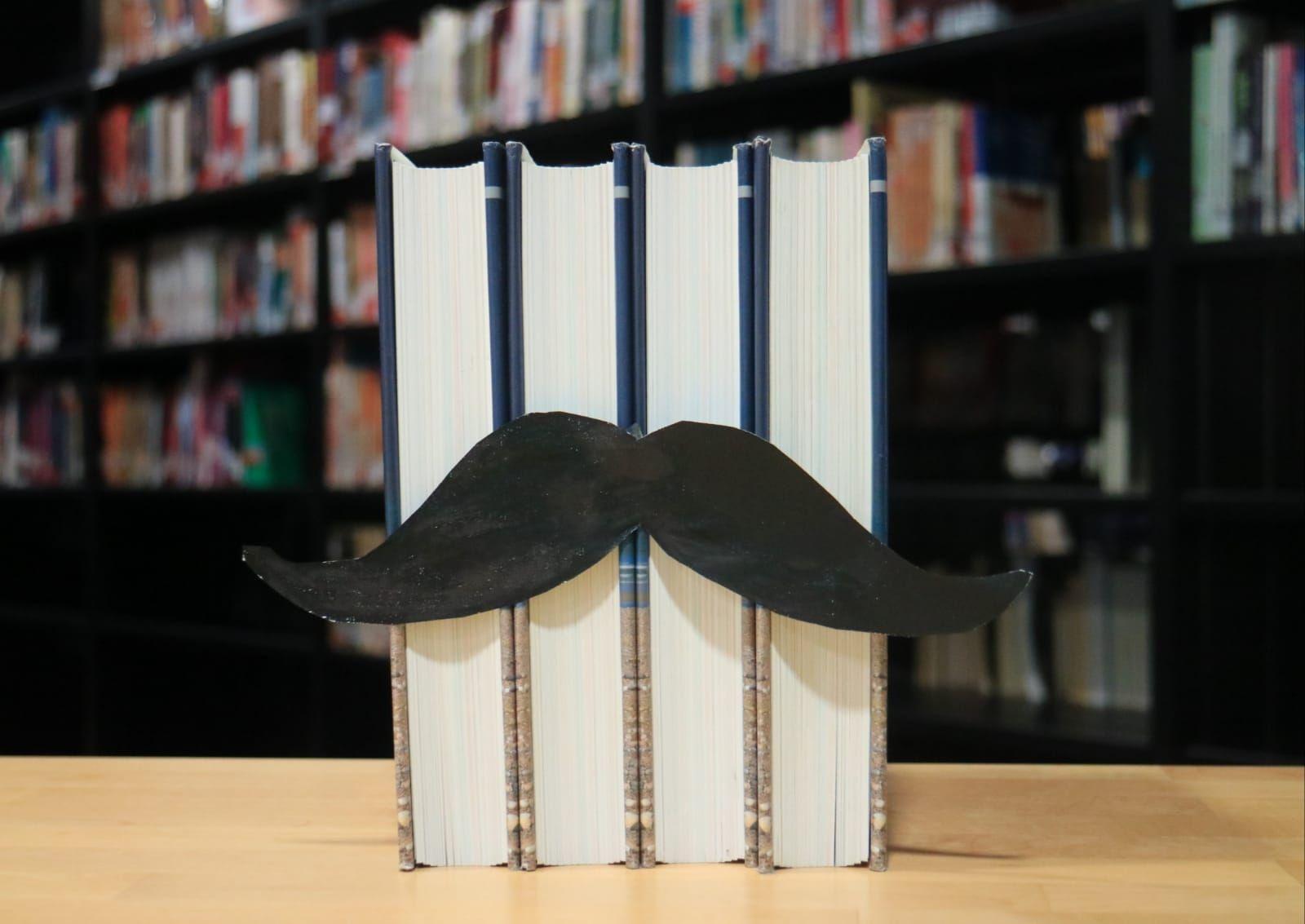 Movember – knjižničarsko izdanje