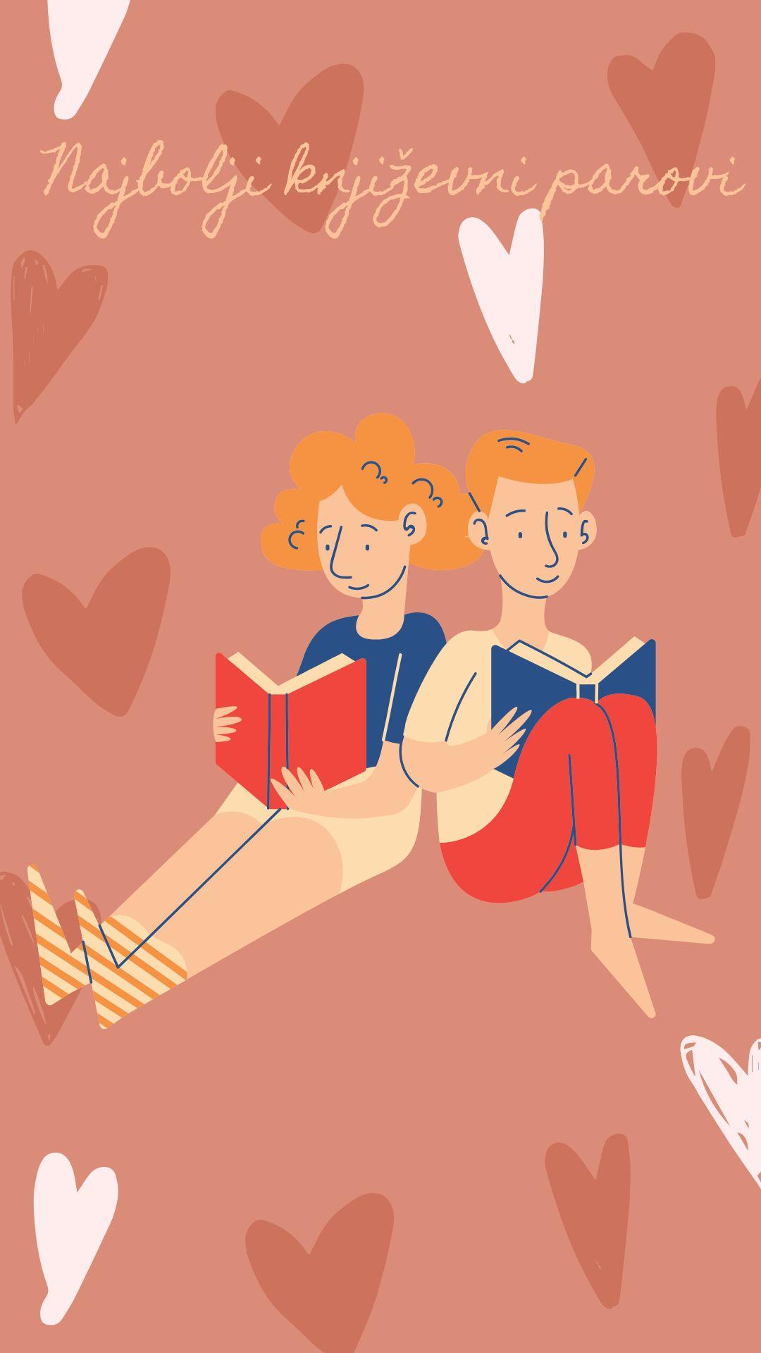 Najbolji književni parovi